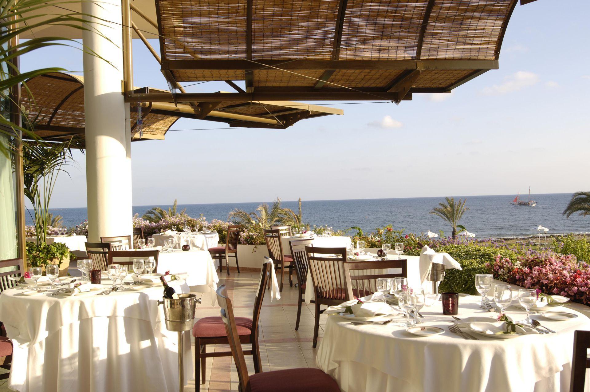 _athena royal beach hotel - pygmalion restaurant verandah_resized