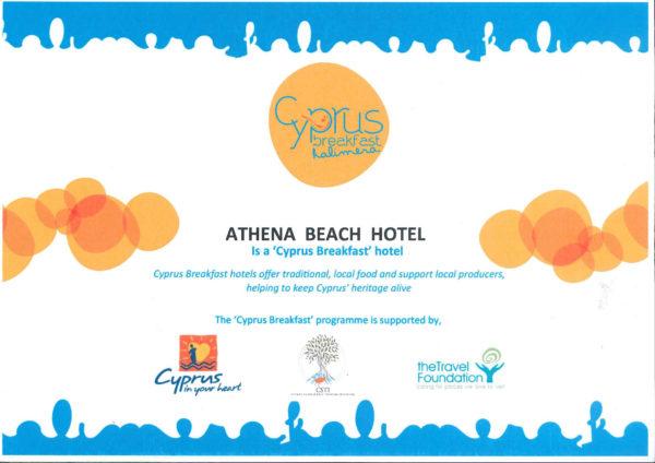 Athena Beach Cyprus Breakfast-1