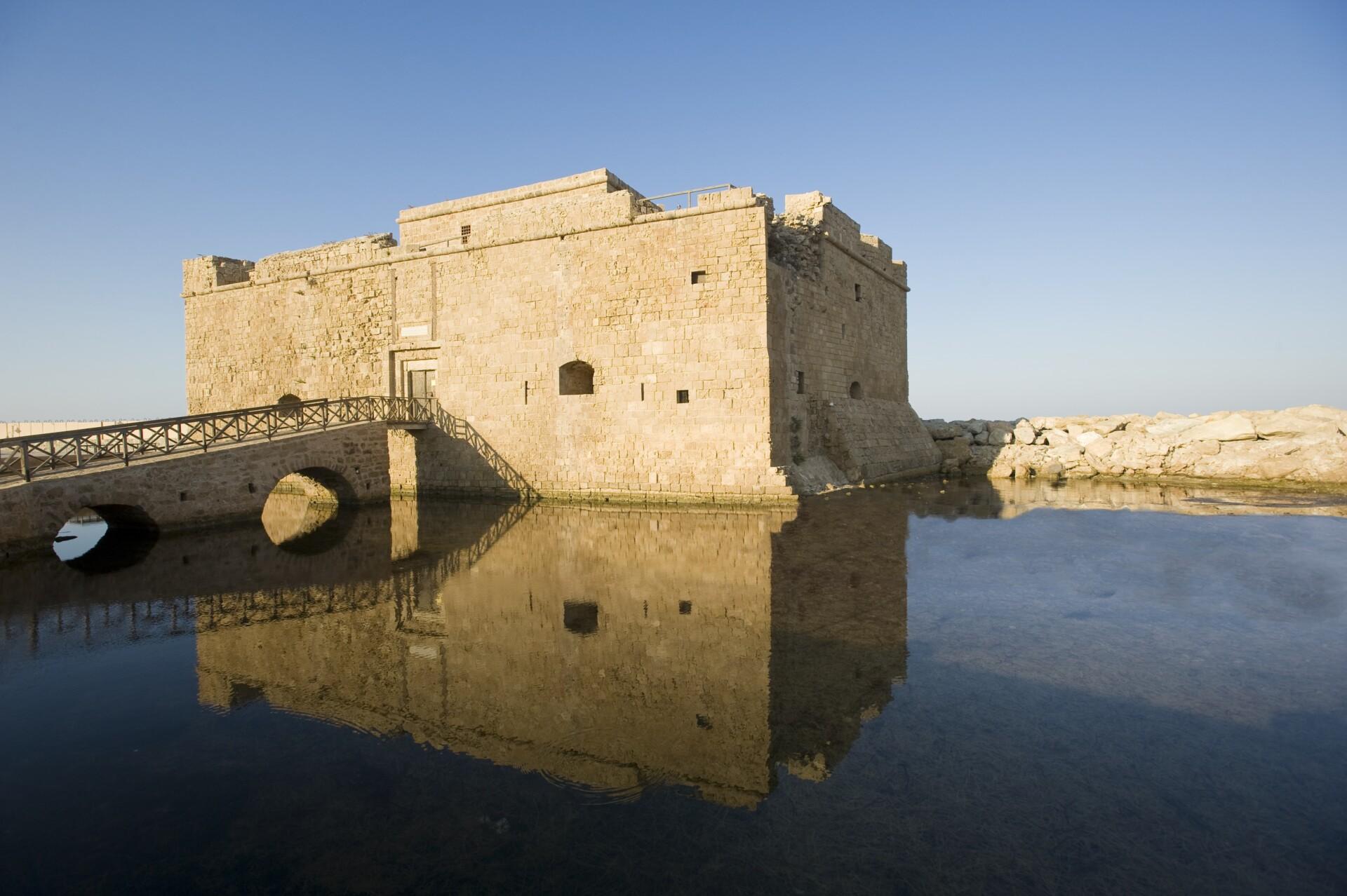 1PAPHOS CASTLE