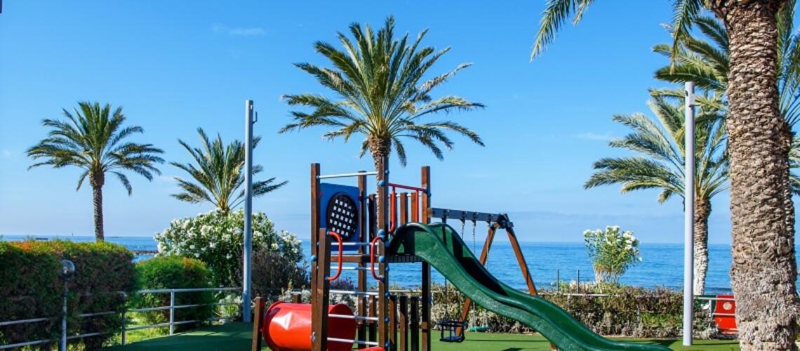73 ATHENA BEACH HOTEL CHILDREN PLAYGROUND